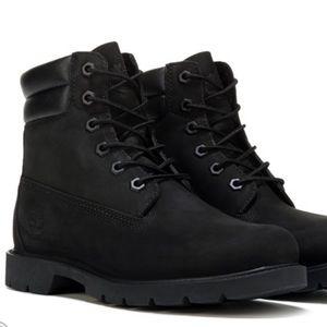 Timberland Black Linden Boots 8M